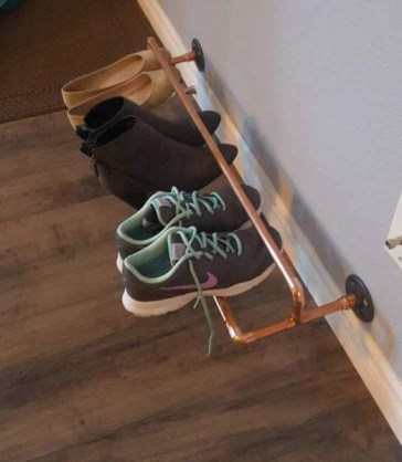 Shoes rack design ideas that many people like 36