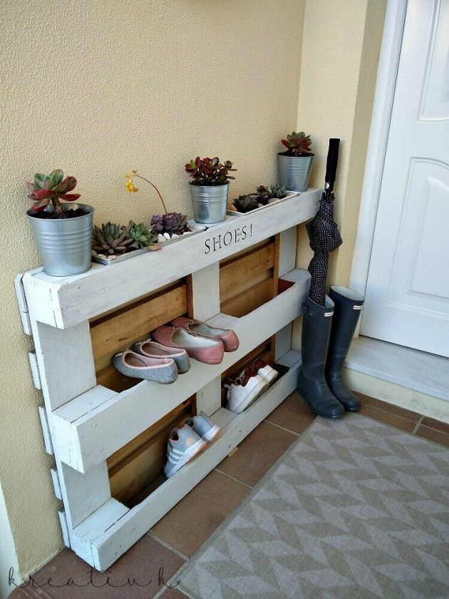 Shoes rack design ideas that many people like 37