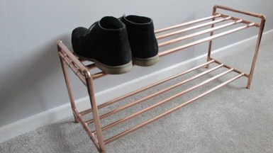 Shoes rack design ideas that many people like 45