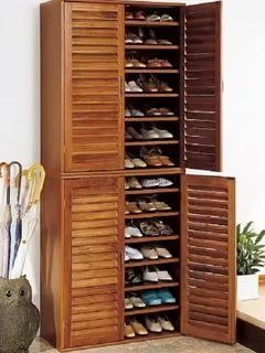 Shoes rack design ideas that many people like 53