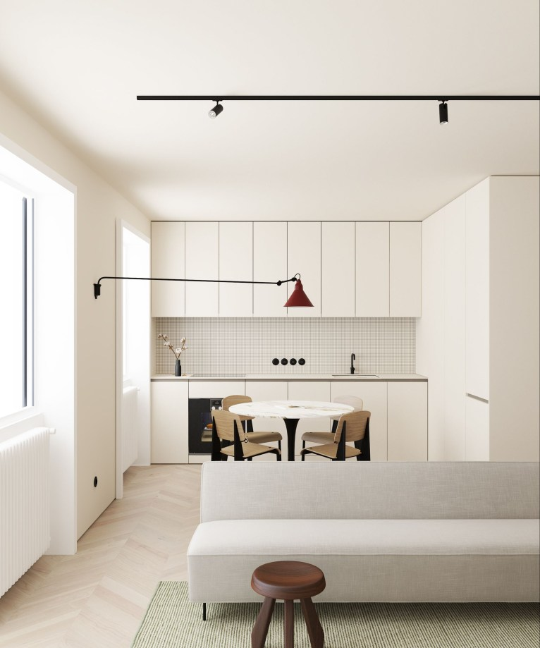 Simple kitchen design ideas that you can try in your home 17