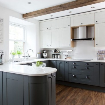 Simple kitchen design ideas that you can try in your home 23