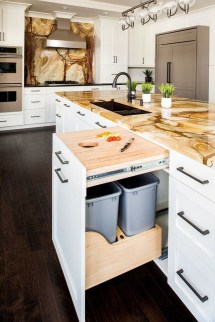 Simple kitchen design ideas that you can try in your home 33