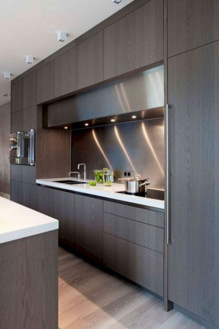 Simple kitchen design ideas that you can try in your home 53