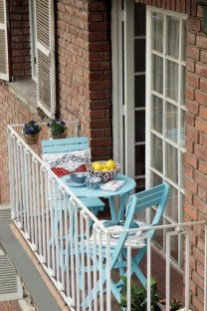 The best balcony apartment design highly recommended 19