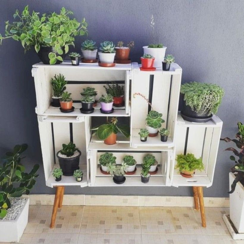 The best cinder block garden design ideas in your frontyard 16