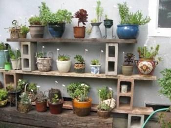 The best cinder block garden design ideas in your frontyard 20