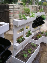 The best cinder block garden design ideas in your frontyard 25