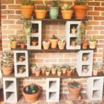 The best cinder block garden design ideas in your frontyard 36