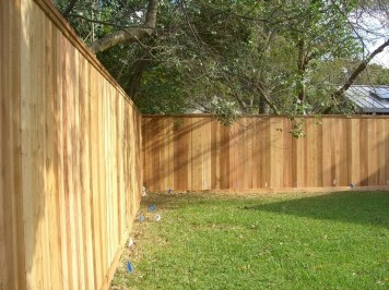 The best fence wooden design that you can try in your home 18