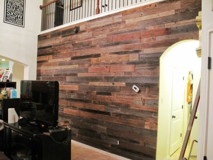 The best fence wooden design that you can try in your home 46