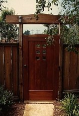 The best gate design ideas that you can copy right now in your home 39