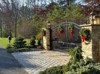 The best gate design ideas that you can copy right now in your home 47