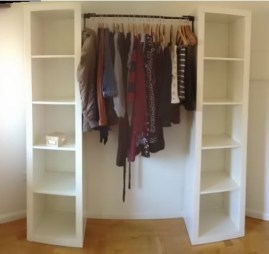 The best diy for wardrobe that you can try 14