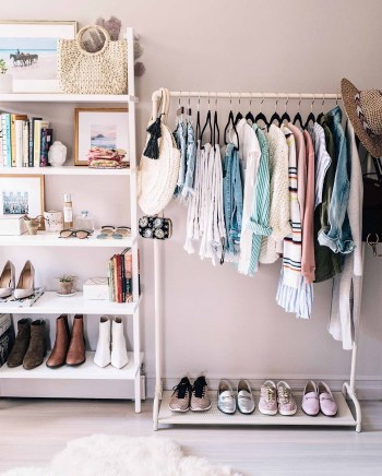 The best diy for wardrobe that you can try 20