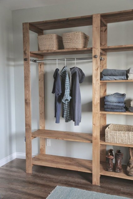 The best diy for wardrobe that you can try 32