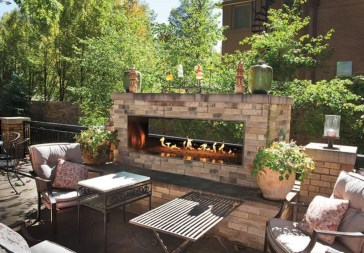 The best exterior design for the backyard is very inspiring 40