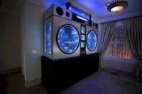 Aquarium design ideas that make your home look beauty 36