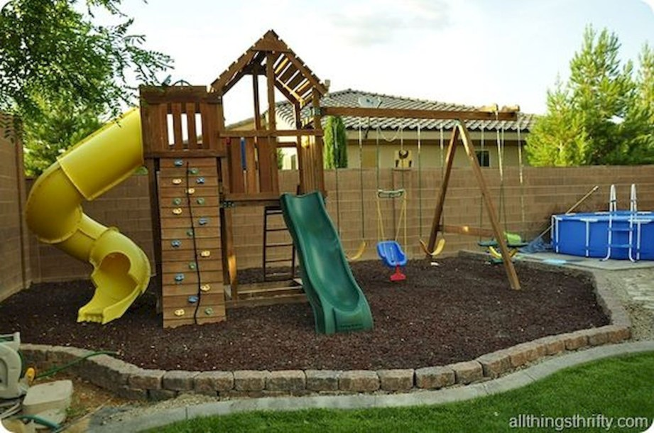 Backyard design ideas for kids 02