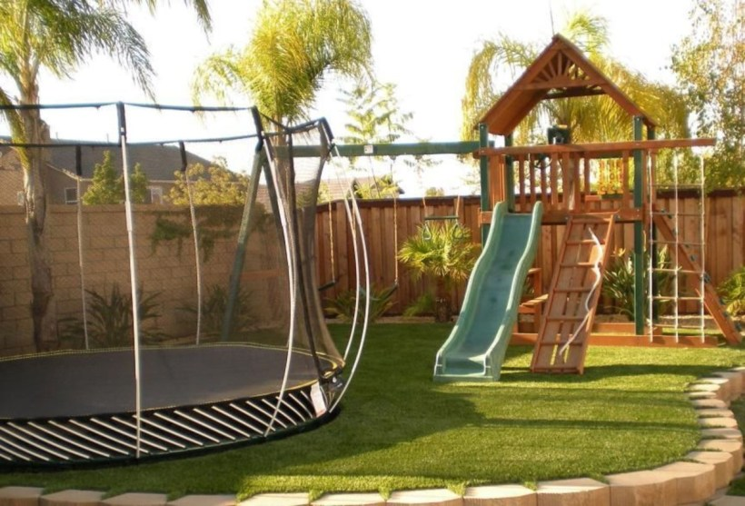 Backyard design ideas for kids 08