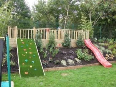Backyard design ideas for kids 19
