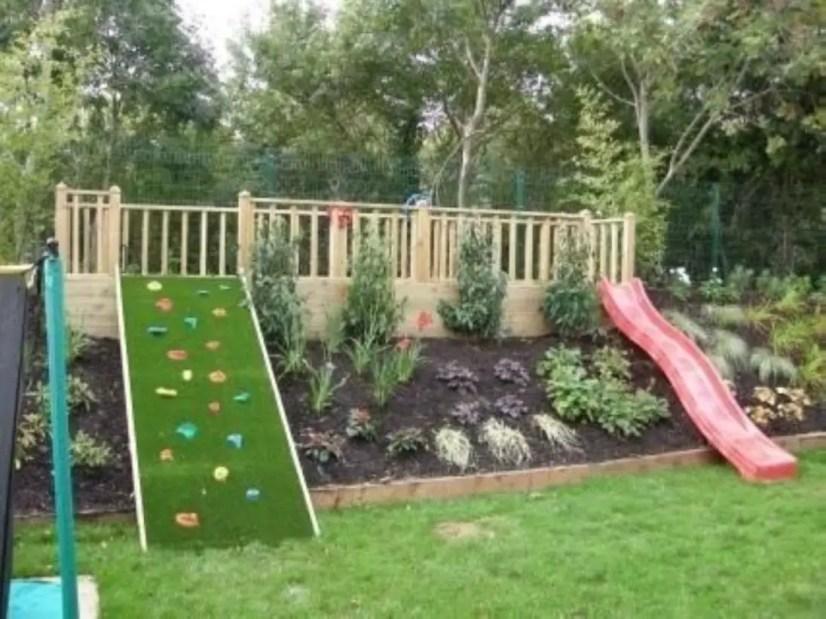 Backyard design ideas for kids 19