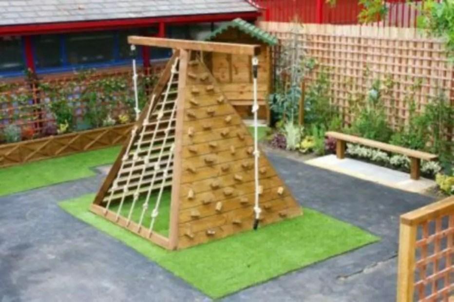 Backyard design ideas for kids 21