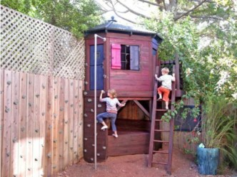 Backyard design ideas for kids 27