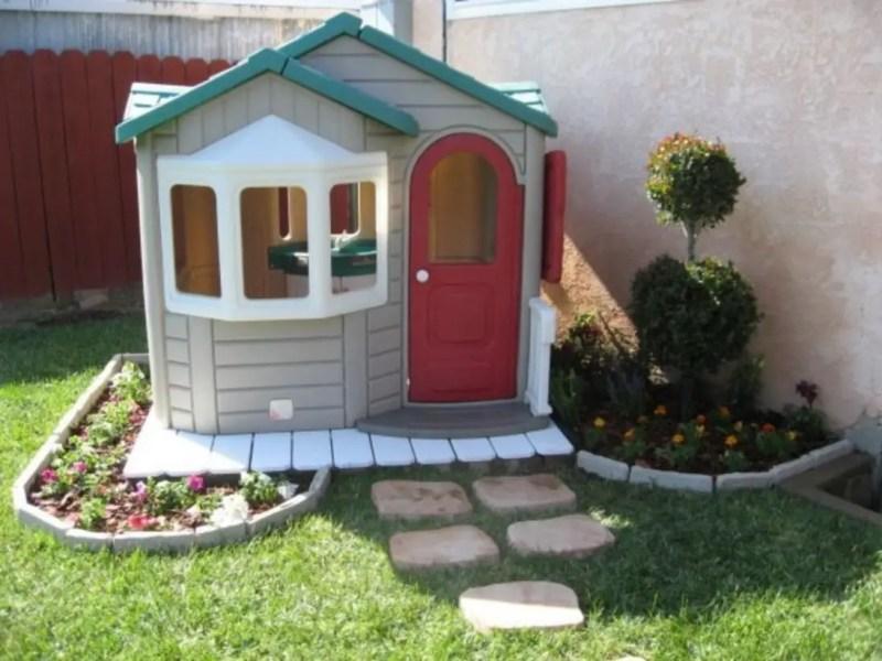 Backyard design ideas for kids 43
