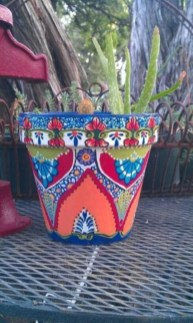 Flower pot decoration ideas that you can try in your home 12