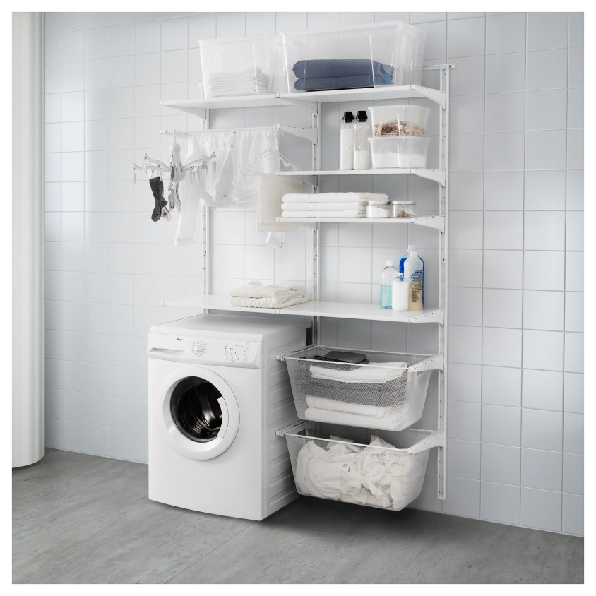 How to store in closet in the bathroom that inspiring 03