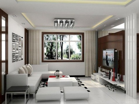 Minimalis interior design that you can try in your dream home 16