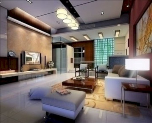 Minimalis interior design that you can try in your dream home 18