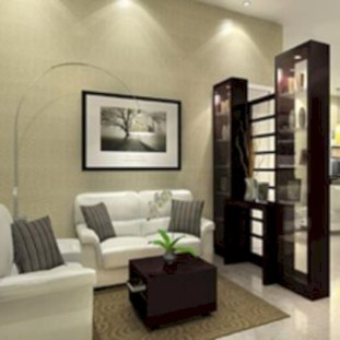 Minimalis interior design that you can try in your dream home 22