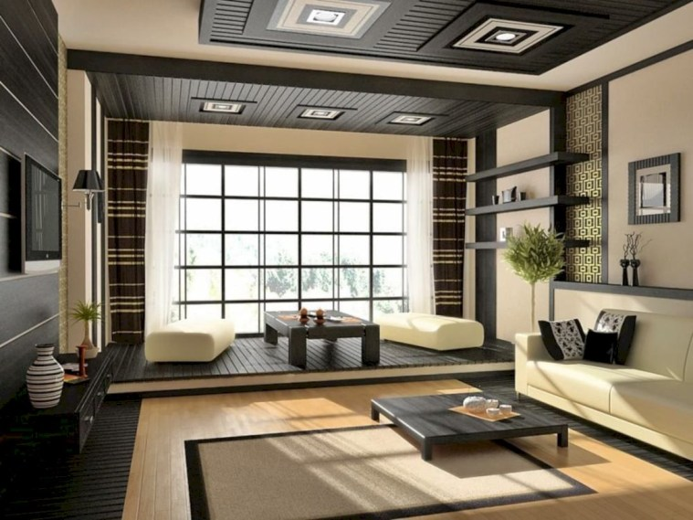 Minimalis interior design that you can try in your dream home 25