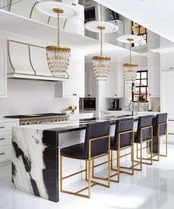 Modern kitchen design ideas you can try in your dream home 13