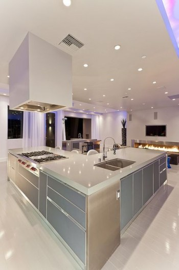 Modern kitchen design ideas you can try in your dream home 15