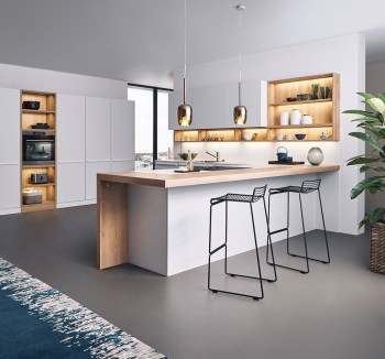 Modern kitchen design ideas you can try in your dream home 20
