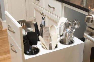 Smart hidden storage solution design that you can try in your home 14