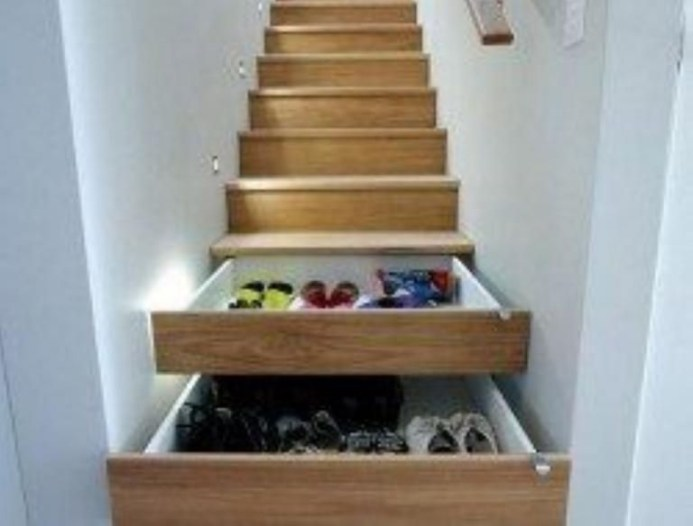 Smart hidden storage solution design that you can try in your home 22