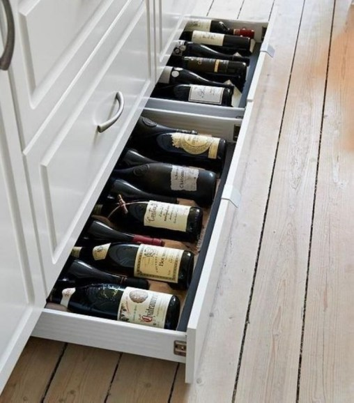 Smart hidden storage solution design that you can try in your home 33