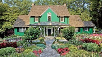 The best and stunning front yard design 07