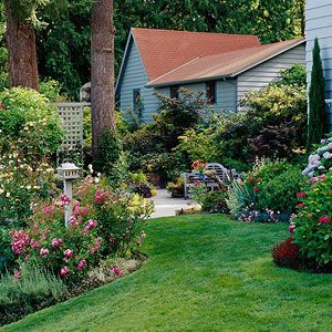 The best and stunning front yard design 16