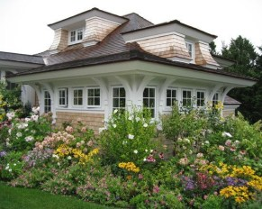 The best and stunning front yard design 20