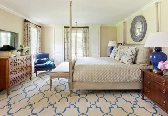 The best design of the carpet floor bedroom that inspiring 13