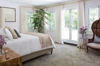 The best design of the carpet floor bedroom that inspiring 27