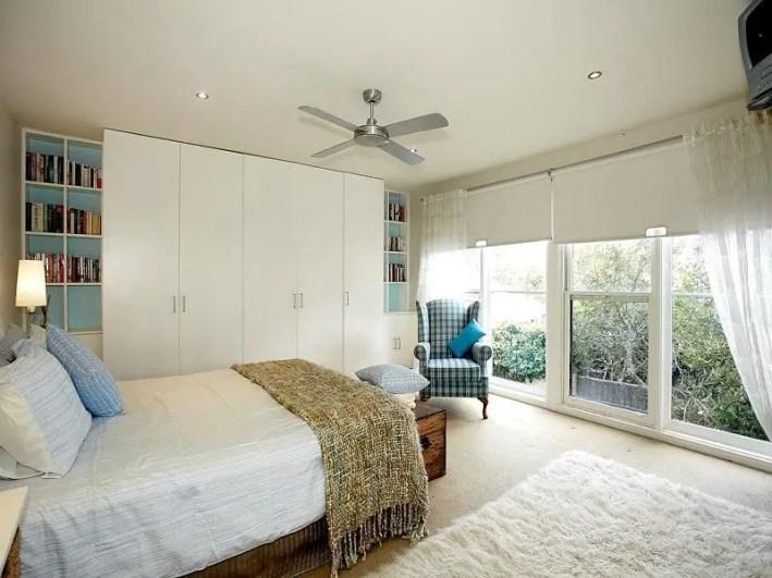 The best design of the carpet floor bedroom that inspiring 42