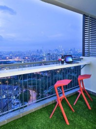The best mini bar design ideas in balcony apartment 02