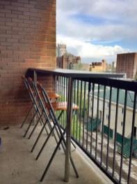 The best mini bar design ideas in balcony apartment 24