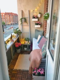 The best mini bar design ideas in balcony apartment 44